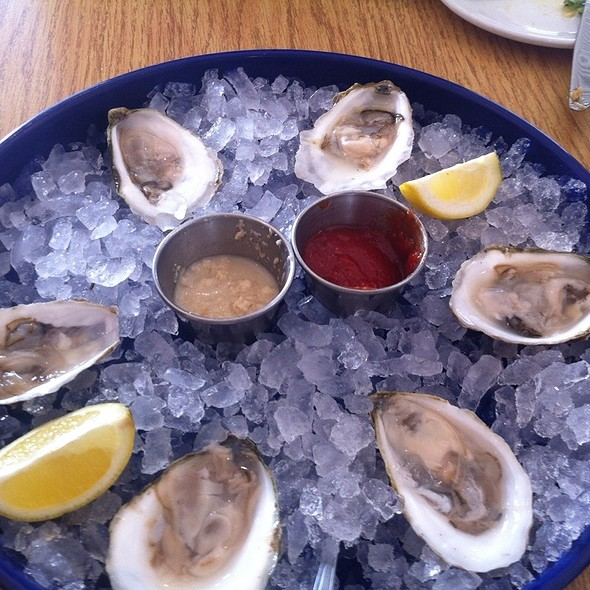 Oyster @ Rex's Seafood Market