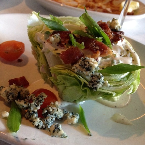Wedge Salad @ Jax Fish House & Oyster Bar