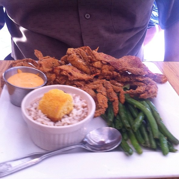 Soft Shell Crab @ Rex's Seafood Market