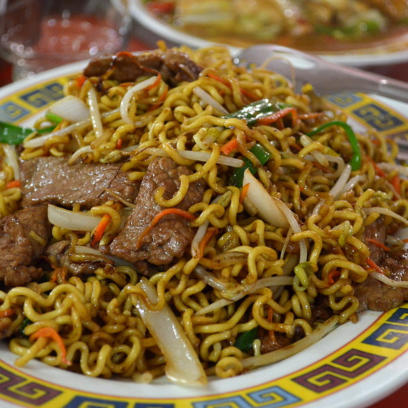 Chow Mein @ Arte China