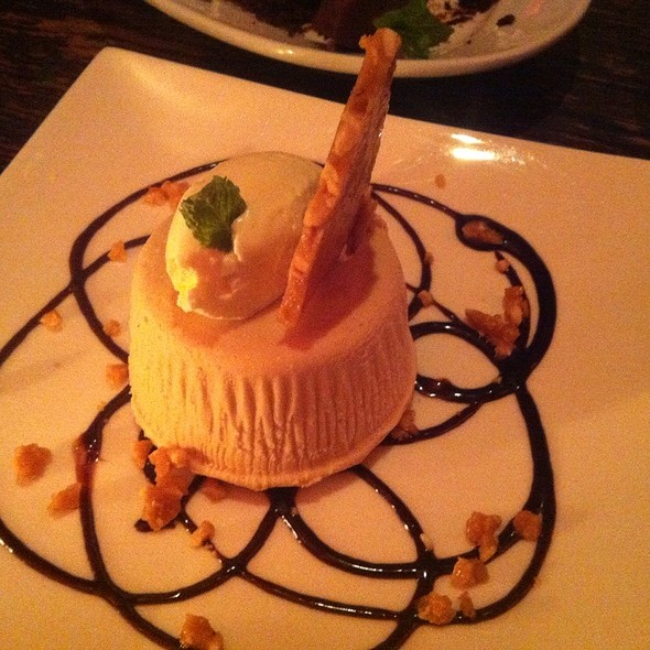 Peanut Butter Mousse @ Chinatown Brasserie