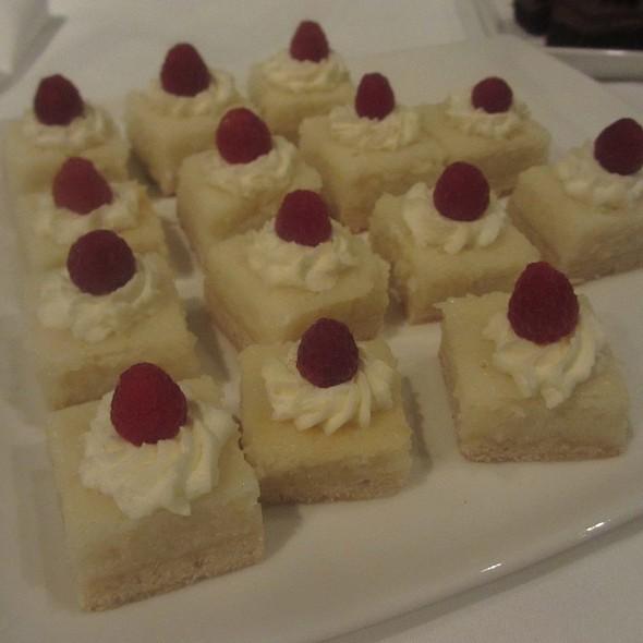 Gooey Butter Cake Bites Desserts - Vie, Western Springs, IL