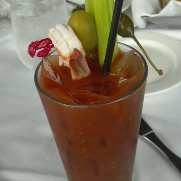 Bloody Mary - The Lobster, Santa Monica, CA