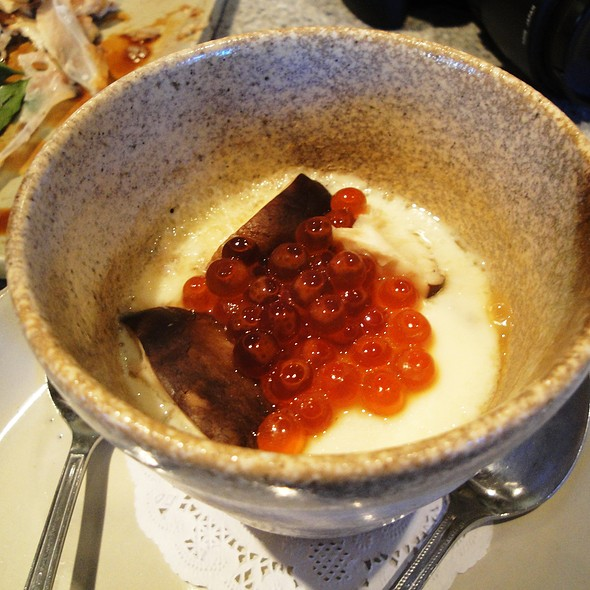 Chawan Mushi @ Hana Japanese Restaurant