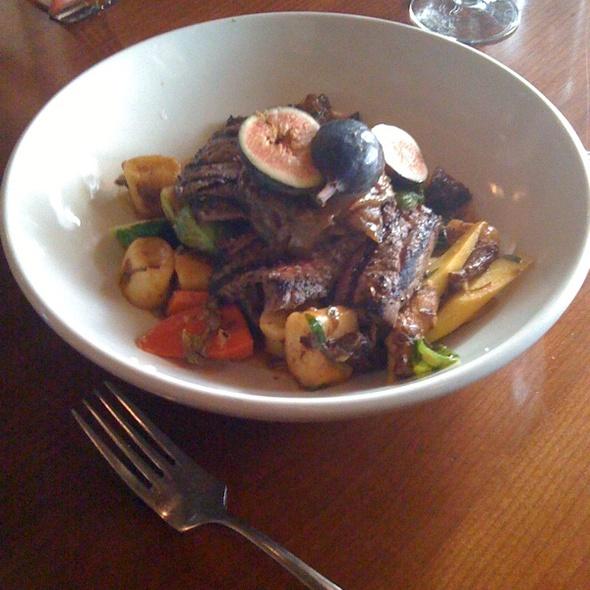 Pine Crest Beef 3 Ways - Bistro Bella Vita, Grand Rapids, MI