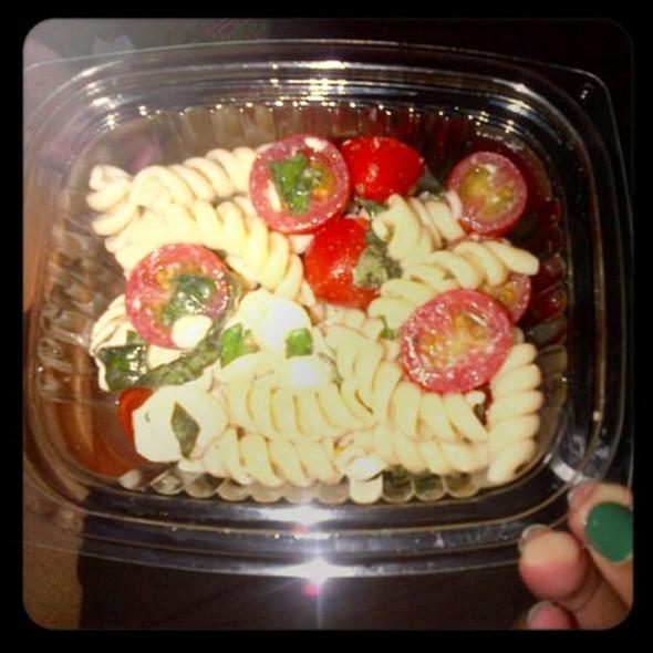 Pasta Salad @ Franco's Trattoria