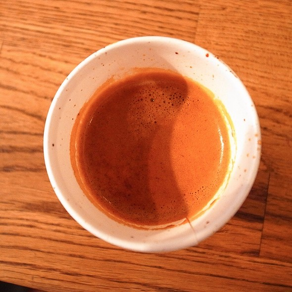 Espresso @ Saturdays Surf