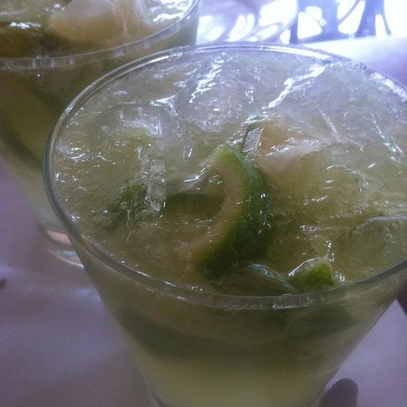 Frozen Caipirinha @ Bar Veloso