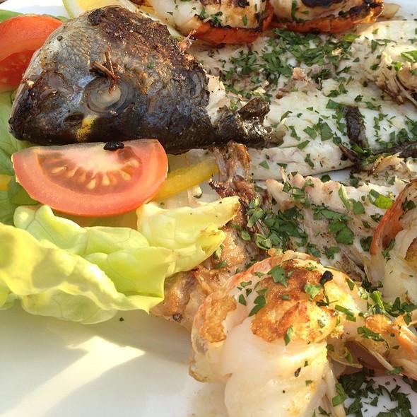 Fish @ Don Camillo