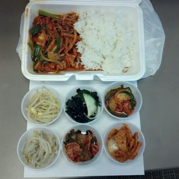 Chicken Bulgogi @ Sodam Korean Restaurant