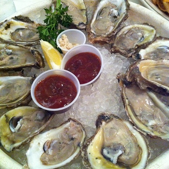 Oysters @ Goode Company Seafood