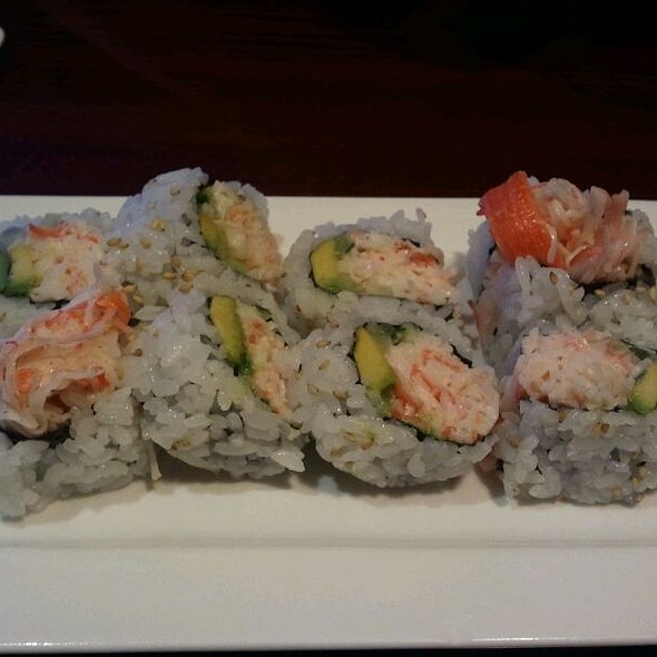 California Roll @ Sushi Loca