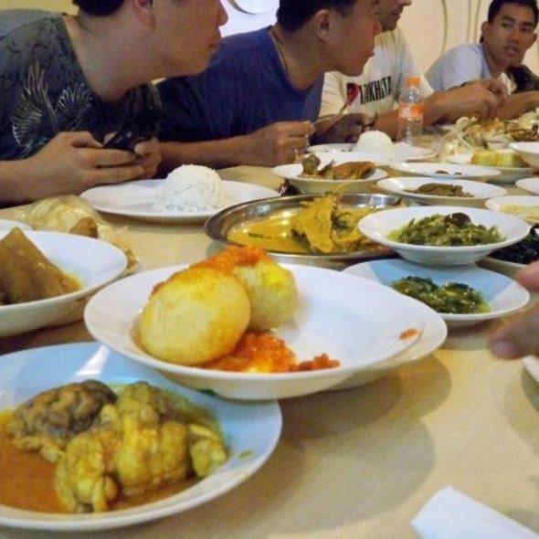 Nasi Padang @ Sari Bundo, Jakarta