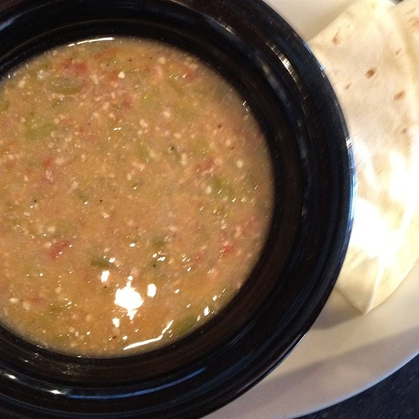 Green Chile Stew @ Jack-N-Grill