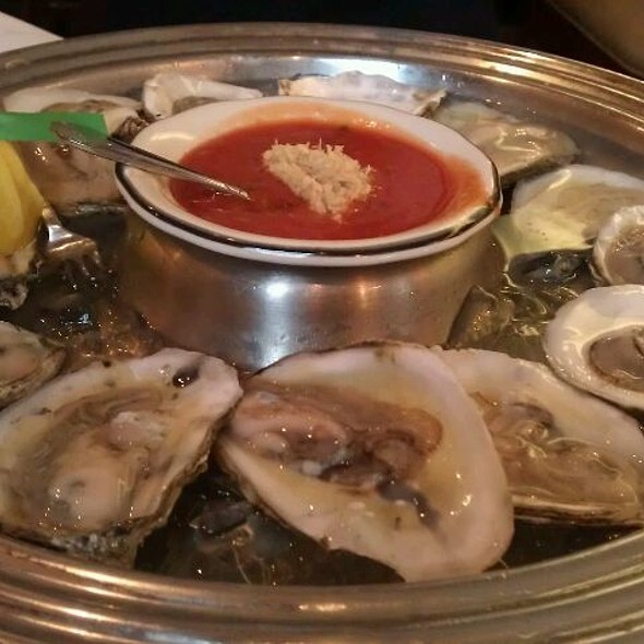 Oysters - Fornos of Spain, Newark, NJ