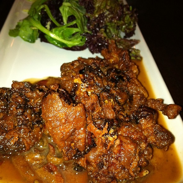 Southern Fried Chicken Livers @ Canard Morte