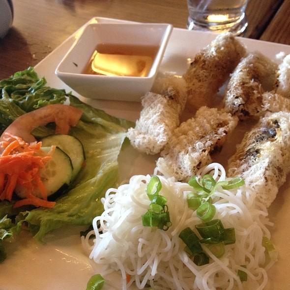 Cha Gio Ne @ Mint Leaf Vietnamese Cuisine