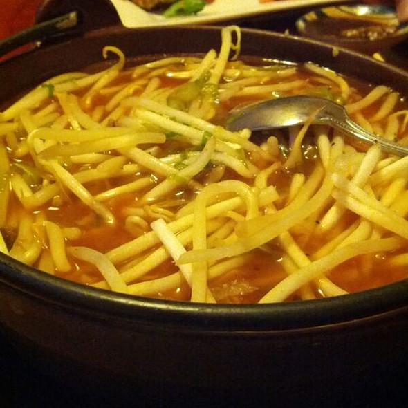 Vegan Spicy Ramen @ Minako Organic Japanese Restaurant