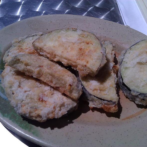 Puffed Crispy Aubergine @ Mekong