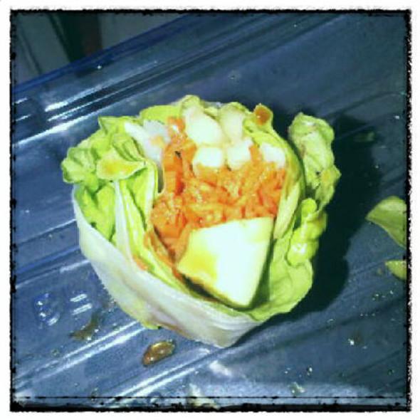 Vegetarian Sushi Roll @ Donelan's Supermarket