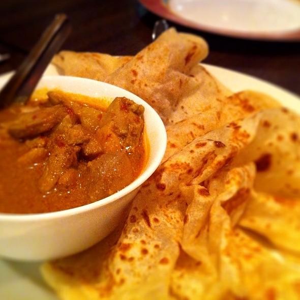 Chicken Curry Roti