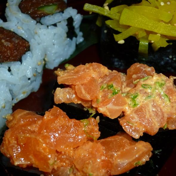 Sushi @ Okku