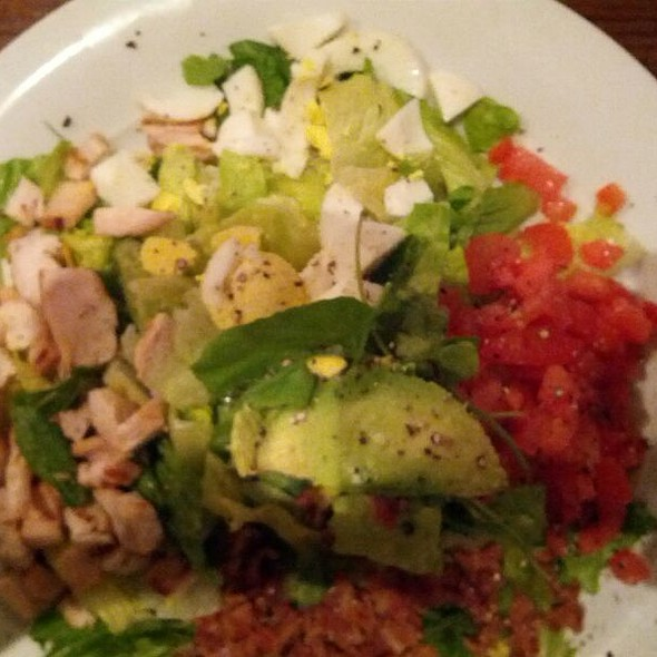 Cobb Salad @ Hyatt Regency Wichita