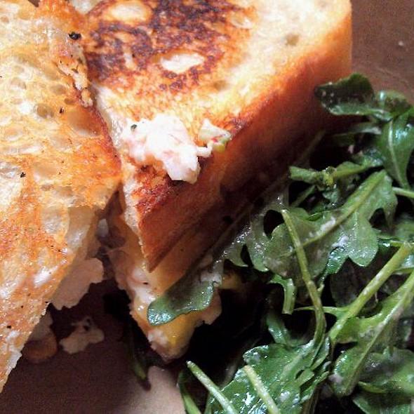 Bay Shrimp Sandwich @ Darwin Cafe