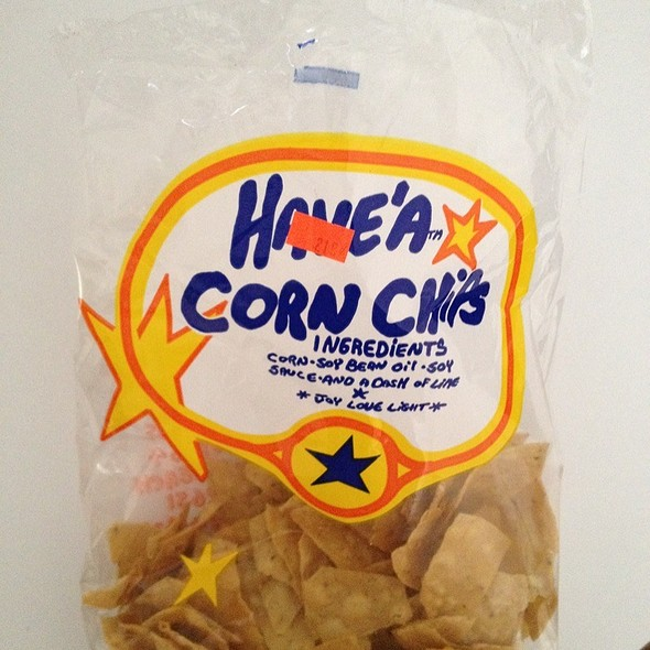 Have'a Corn Chips @ Pal's Take Away