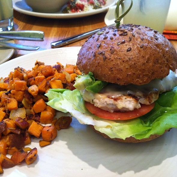 True Food Kitchen Burger true food kitchen menu - newport beach, ca - foodspotting