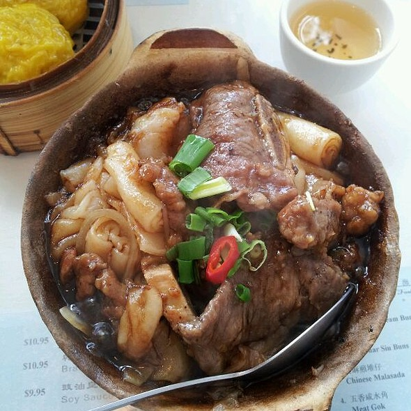 Short Rib Hot Pot @ Fook Lam Restaurant