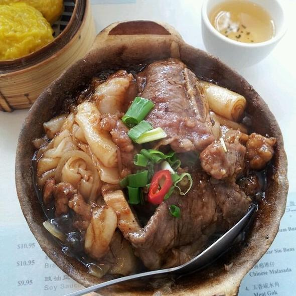 Short Rib Hot Pot @ Fook Lam Restaurant