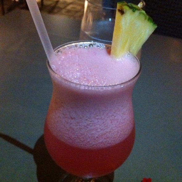 Watermelon And Coconut Water @ Mekong Asia Fusion