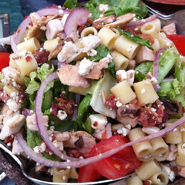 Chopped Pasta Salad