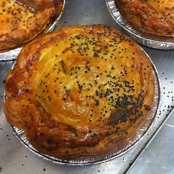 Beef And Px Pie! @ Movida Bakery