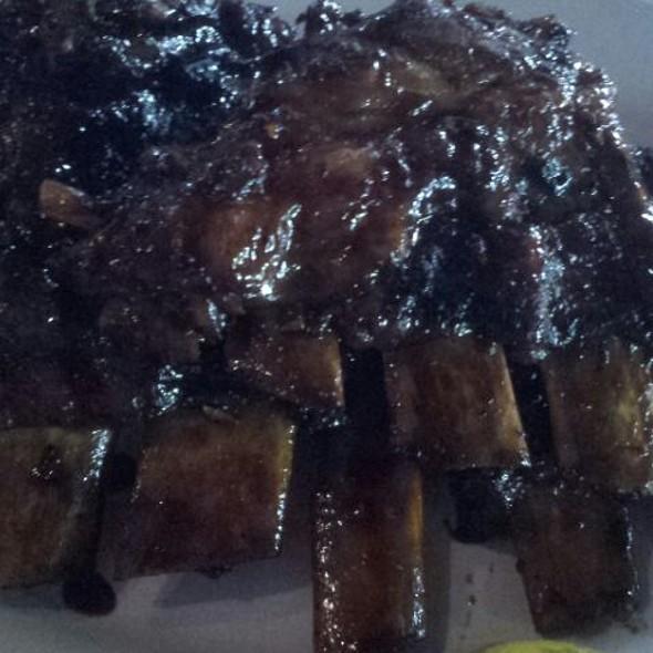 BBQ Pork Ribs @ Naughty Nuri's