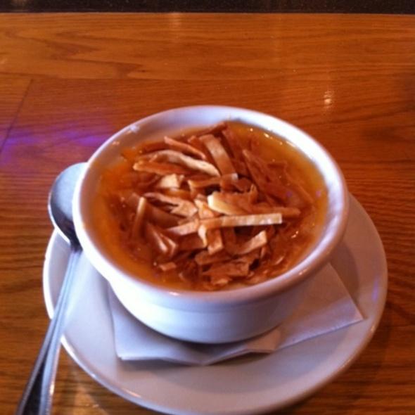Tortilla Soup @ Max & Erma's Restaurant