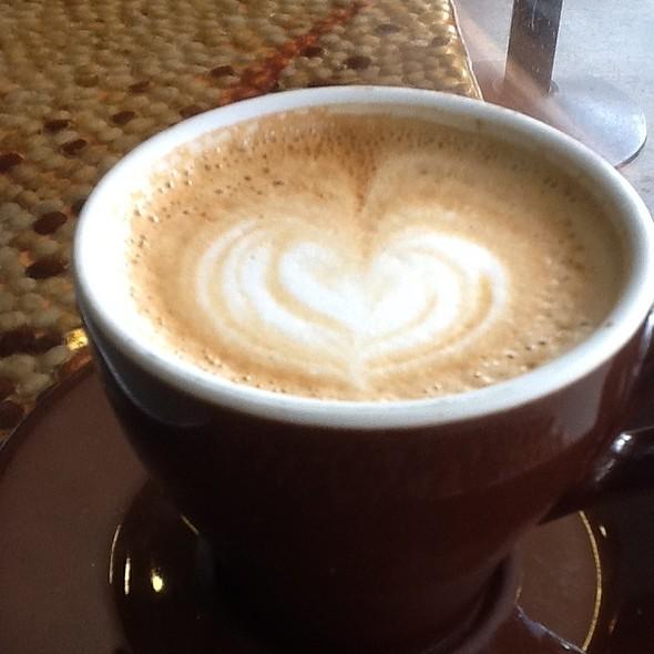 Cafe Cubano @ Barefoot Coffee Roasters