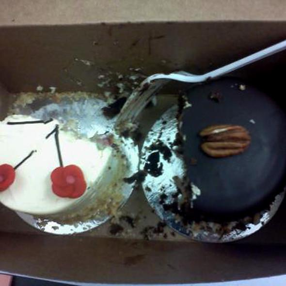 Mini Cakes @ Black Hound New York