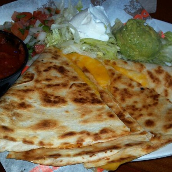 Cheese Quessadilla @ Hooters