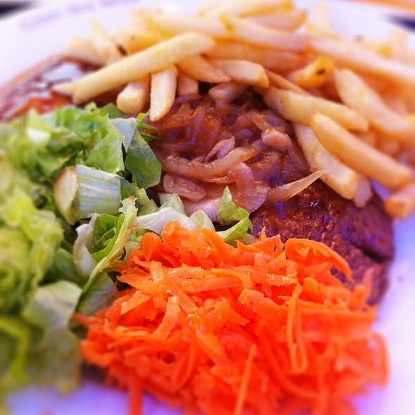 Bife De Cebolada @ Casa Dos Bifes
