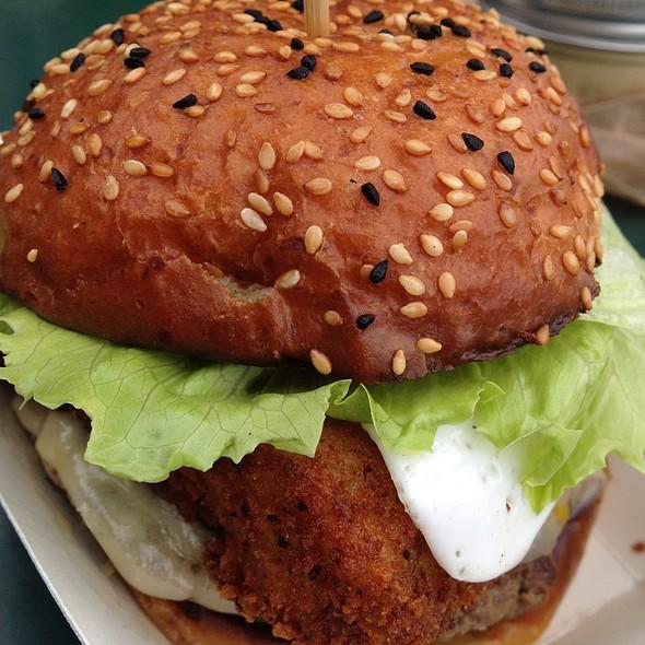 Big Mac @ 4505 Meats (Ferry Building Thursday & Saturday Market)