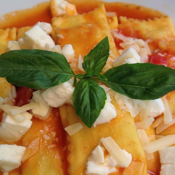 Ravioli @ Ristrante RomA Pizzeria