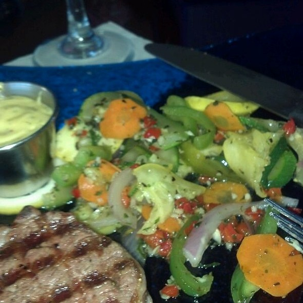 Petite Filet Mignon @ Island Way Restaurant