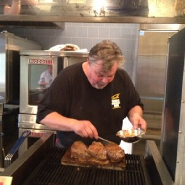 Chef Ted Reader's-Steaks @ Nella Cucina Cooking S