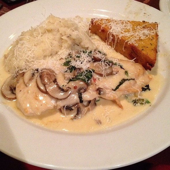 Luigi's Stuffed Chicken Breast - The Bent Noodle Italian Restaurant and Catering Company, Aurora, CO