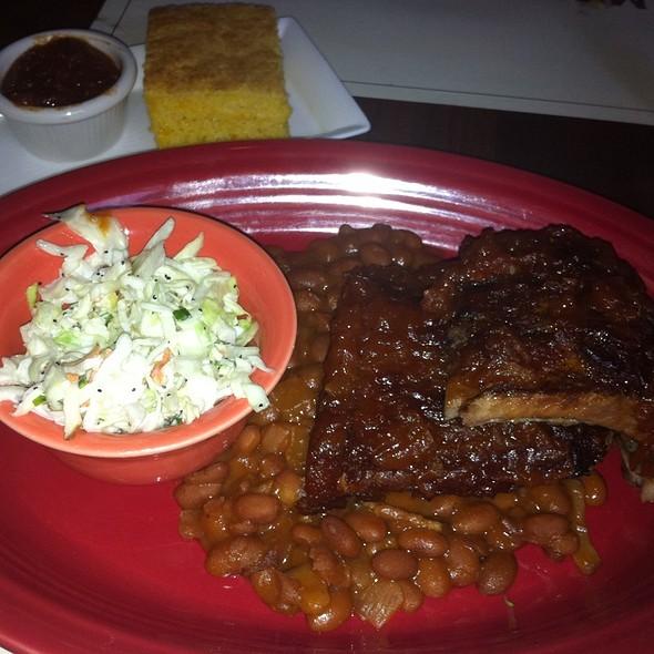 BBQ ribs - Menlo Grill Bistro & Bar, Menlo Park, CA