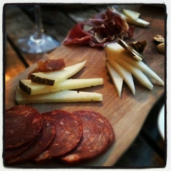 Spanish Plate @ The Cellar