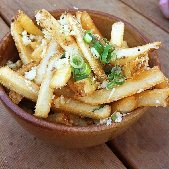 Garlic Fries - HopMonk Tavern, Sebastopol, CA