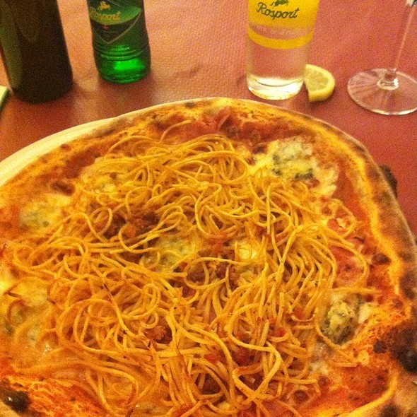 Pizza @ Elch